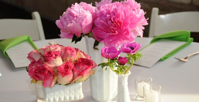 floral arrangements for events